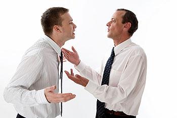 Faire face à une agression verbale au travail