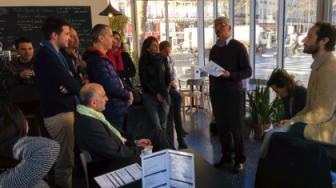 Caf Ef Bf Bd Intellectuel Paris