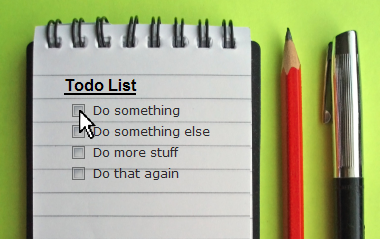 La face cachée des to-do lists