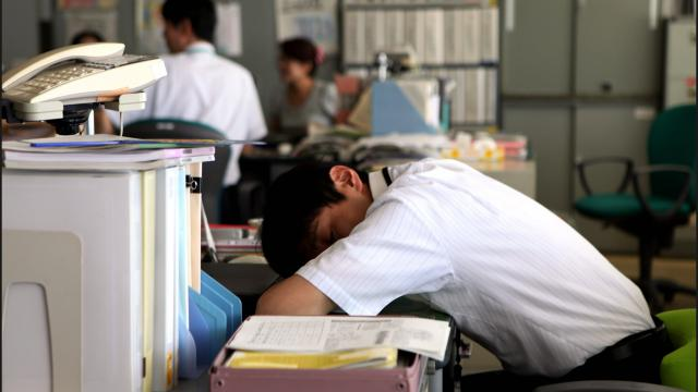 Sieste au bureau : les dirigeants de plus en plus favorables