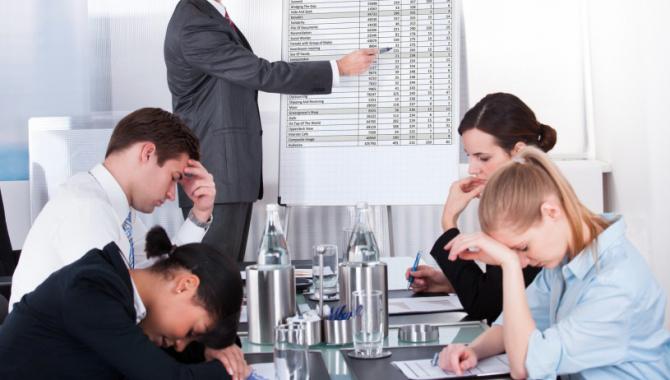 Les réunions, ennemies de la QVT ?