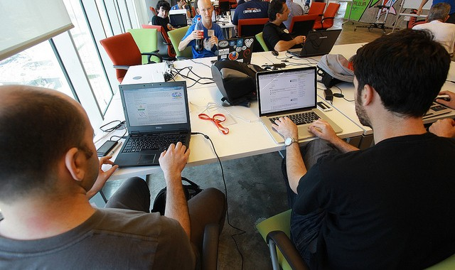 Les hackathons en entreprise : bon ou mauvais choix ?