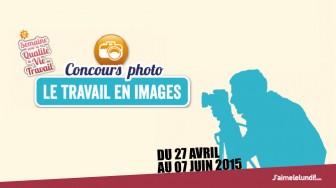 Le travail en images : concours photo Anact